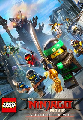 LEGO® NINJAGO® Movie Video Game